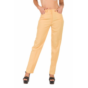 Pantalon De Vestir Mujer Marca Facto - Pantalones 95b98890fd5c