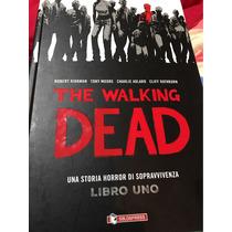 Walking Dead Tapa Dura - En Italiano -