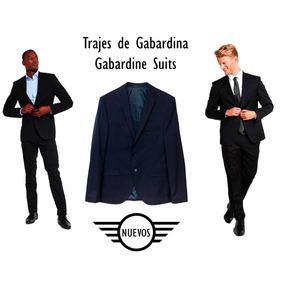 Trajes Completos De Gabardina - Nuevos