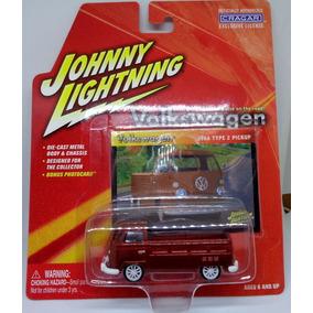 Johnny White Lightning 1966 Volkswagen 2 Pickup Solo Envios