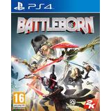 Ps4 - Battleborn (acepto Mercado Pago Y Oxxo)