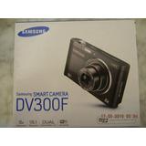 Camara Digital Samsung Dv300f 16mp/5x/dual Lcd/hd/smart/wifi