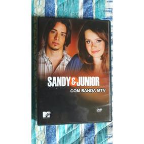 Dvd Sandy E Junior - Banda Mtv* O Show