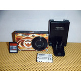 Camara Digital Pentax 14 Mgpx Rs1000 Con 16gb Card