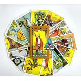 Tarot Rider Tamaño Normal Con Libro Manual Incluido