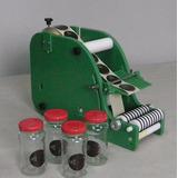 Etiquetadora Manual P/ Envases Cilindricos Botellas Frascos