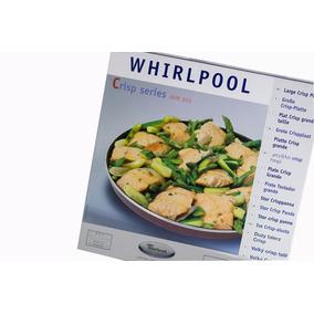 Bandeja Doradora Crisp Microondas Whirlpool 32cm Original