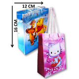Bolsa Pequeña Plásticas Con Diseños Variados