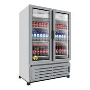 Refrigerador Exhibición Vr-19 Pies - 2 Puertas Marca Imbera