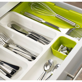 Organizador Expandible Blanco/verde Jph5041