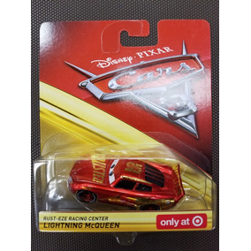 Pixar Cars 3 Rust-eze Racing Center Lightning Rayo Mcqueen