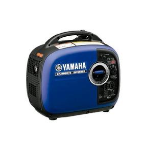 Generador Motor Yamaha Planta Luz Ef2000i 4 Tiempos Portatil