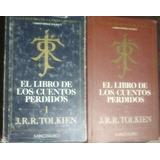 Tolkien El Libro De Los Cuentos Perdidos 2 Tomos Minotauro