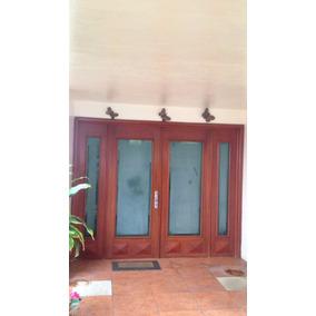 Puertas De Madera De Cedro, Por Lote O Individual $1800 C/u