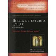 Biblia De Estudio Ryrie Tapa Dura Reina Valera 1960
