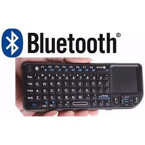 Mini Teclado Mouse Bluetooth Wireless Pc Cel Android