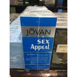 Jovan Sex Appeal 88ml Msi Envío Gratis