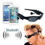 Eletrônick Sport Óculos De Sol Fone De Ouvido Via Bluetooth