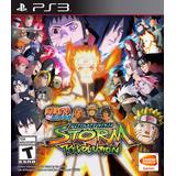 Naruto Ninja Storm Revolution Ps3 Digital