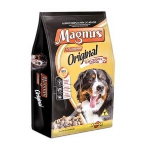 Ração Adimax Pet Magnus Original Para Cães Adultos 15 Kg
