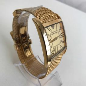 72f2140ab4ed0 Relógio Feminino Emporio Armani 1410 Dourado. R  599. 12x R  49 sem juros