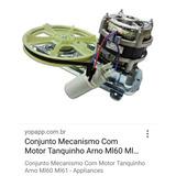 Motor Completo Para Tanquinho Arno 10kl 110 Voltes