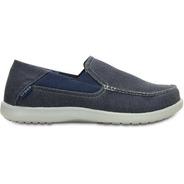 Mocasín Crocs Santa Cruz 2 Luxe Náutico Zapatos Alpargata