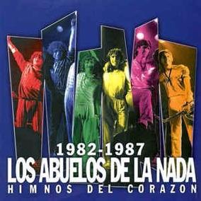 Los Abuelos De La Nada. Himnos Del Corazón. 2 Cds Rock Nac.
