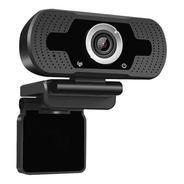 Webcam Con Microfono Vídeo Full Hd 1080p Usb 2.0 Pc Notebook