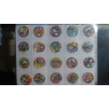 Tazos Giratazos Looney Tunes Semicoleccion 95/100
