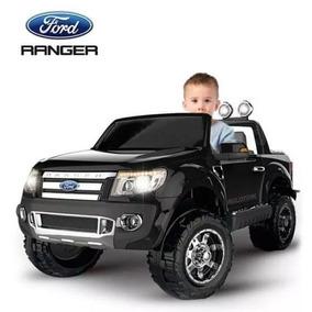 Coche Auto Camioneta Electrica Ford Ranger Niños