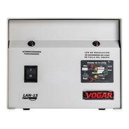 Regulador Electrónico De Voltaje Vogar® Monofásico 5 Kva
