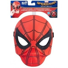Máscara Retrátil Homem Aranha De Volta Para O Lar Hasbro