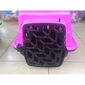 Jaula Caja Transportadora Chica Económica Para Mascotas