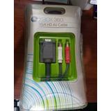 Cable Vga De Audio Y Video Hd Para Xbox 360 Zona Tech
