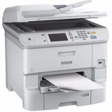 Impresora Multifuncional Wf-6590dw Epson Duplex Fax Wifi Red