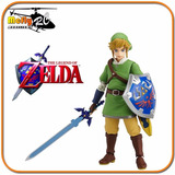 The Legend Of Zelda Skyward Sword Link Figma Original Ninten