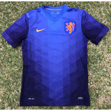 Camiseta Nike De Holanda Alternativa Año 2013 Talle Large