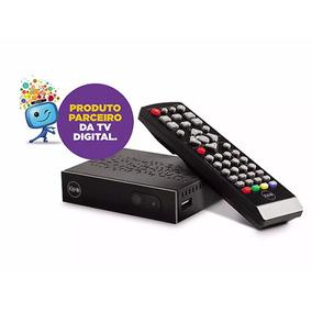 Conversor Digital De Tv Com Gravador Keo K900 Sinal Hd