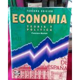 Economía Teoría Y Política 3a Edición Francisco Mochón