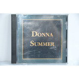 Cd Original. Donna Summer.