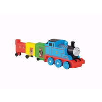 Thomas Y Sus Amigos Fisher Price Tren Magico Carga Flexible