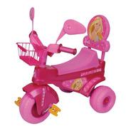 Triciclo Barbie A Pedal Biemme 1 A 3 Años 62x44x64 Cm