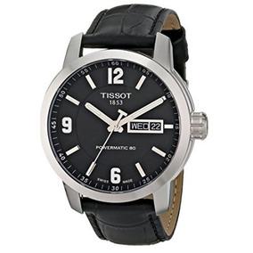Relógio Tissot Masculino Prc Powermatic 80 Preto Automático