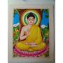 Pôster Gravura Imagem Divindade Hindu Buda Budha Gg