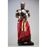 Escultura Xango Orixá Africano Imagem Do Candomblé Estatua