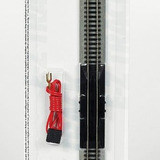 Bachmann 10 Straight Terminal Rerailer Con Wire - Escala N