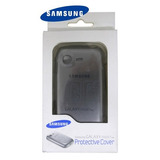 Capa Samsung Galaxy Pocket Neo - Grafite - Protective Cover