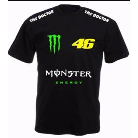 Camiseta The Doctor Monster Agv Valentino Rossi 46