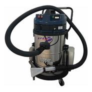 Lava Vestiduras Industrial Topper Autolavado Maquina Inyección Succión Italiana Con Doble Motor Tanque De 60 Y 24 Litros